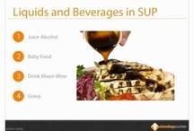 Liquids and Beverages