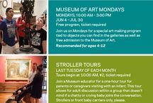 Art Making with Kids! / Fun art making activities to do with kids-- check out some of the great programs for kids and families at The Ringling at https://www.ringling.org/kids-families