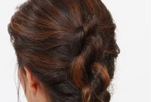 FurnishMyWay Hairstyles / Hair can entirely change your look! So from long tresses to super chic lobs, we've got tons of hair ideas for updos, hair color, & even DIY tips here.
