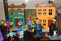 Muppets / Here you can see my Muppets Collection   !!!