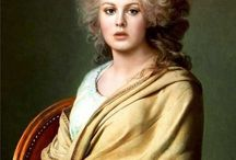 Modern Masterpieces / Celebrities in renaissance paintings!
