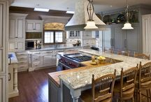 Kitchen remodel ideas / by Sarah Thomas