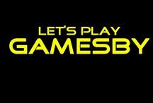 Gamesby Logo
