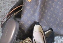 my-louis-vuitton-obsession / by acedonia made