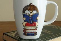 Alt vi trenger er bøker og kaffe