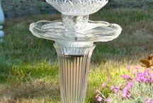 old glassware / by Verna Nash