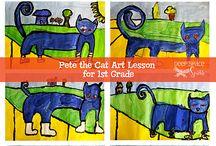 Pete the Cat...