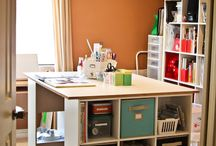 craft room-home office