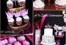 Leopard birthday ideas