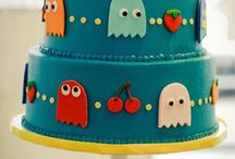 Pac Man / 80's Party Ideas / Are you having an 80's or Pac Man Party?