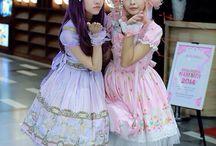 Lolita and Kawaii