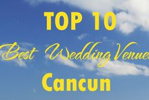 Cancun weddings / Cancun weddings. How to start planning your destination wedding in Cancun. How to find best wedding venues in Cancun.