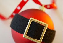Christmas Ornaments Kids can Make / A collection of Christmas ornaments that children can make