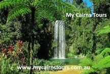 Cairns Tours / My Cairns Tours offers tourist attractions and activities, barefoot tours, magic cruises, bungy jumping, quad biking tours and many other info about things to do in Cairns.