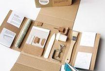 Packaging sales tool kit