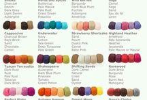 Barvy a jejich kombinace