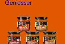 5 Bio-Siuppen von LittleLunch 5 Geschmacksrichtungen