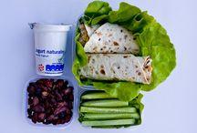 Śniadanie do szkoły / Zdrowe i smaczne przepisy do  śniadaniówki