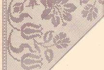 shawl filet