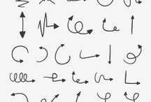 Planner/ writting ideas