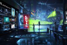 Cyberpunkish