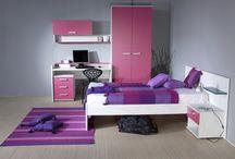 Dormitorios niñitas / Lindos
