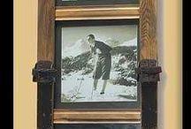 Ski og klatre ting