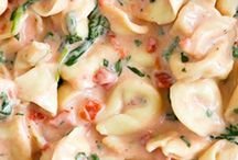 Pasta - Tortellini - Recipes