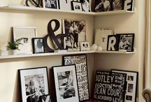 Photo & Art displays
