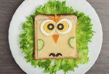 Pratos para Crianças