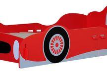 Kidsaw Racing Car Range / A range based on the theme of racing cars.