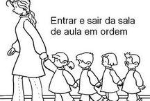 regras sala de aula