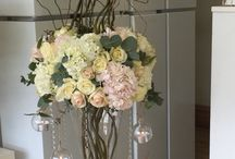 Wedding trees / Wedding tree centre pieces