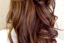 Brunette / Brunette Hair