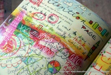 Art Journaling / by Laura Nielson