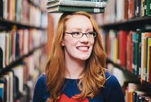 Library Shoot / by Crystal Birns