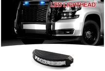 LED LIGHTHEAD / 911 Signal is the super Manufacturer of LED Strobe Lightheads for vehicles,Construction trucks,Fire,Jeep,police cars,bumper & more. http://www.911signal.com/LED-Strobe-Lightheads.html