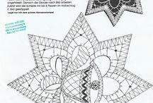 Diseños especiales de bolillos