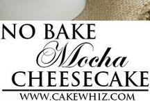 No bake cheese cake