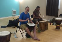 Healing Arts Workshops at MKW / The studio offers sound healing concerts, drumming classes, aromatherapy workshops, herbal classes and more!