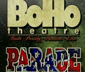 Parade / Playing October 17 - November 16, 2014 at Theater Wit in Chicago. More information at www.BoHoTheatre.com