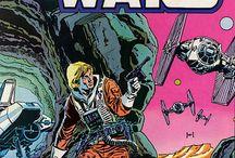 STAR WARS COMICS COVERS