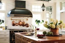 Cozy kitchens / by Barbi Wright