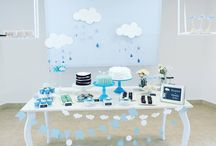 Clouds & Drops / Baby Shower