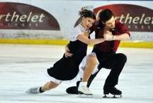Figure skating with Preciosa