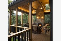 Outdoor Spaces  / by Kristen