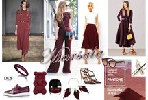 Color of the heart 2015: Marsala!