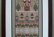 cross stitch wish list / by Tina Bush