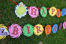 Birthday party ideas / by Kainoa Mateo Leger