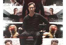 Harrison Wells (Eobard Thawne)-The Flash / play by: Tom Cavanagh